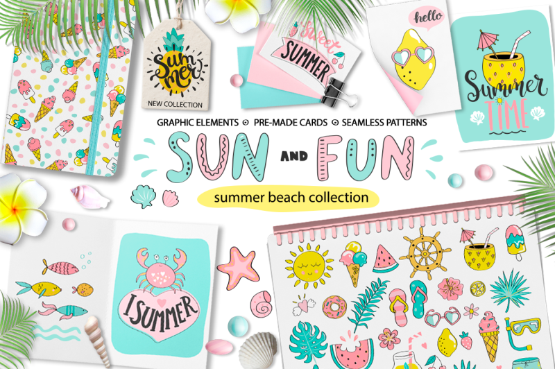 sun-and-fun-summer-beach-collection