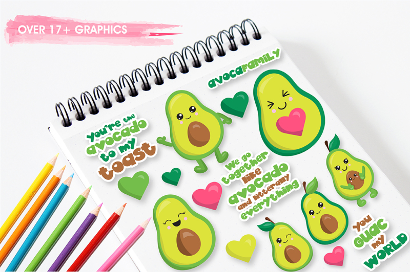 avocado-graphics-and-illustrations