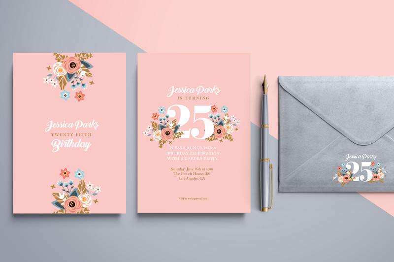 peach-birthday-invitation