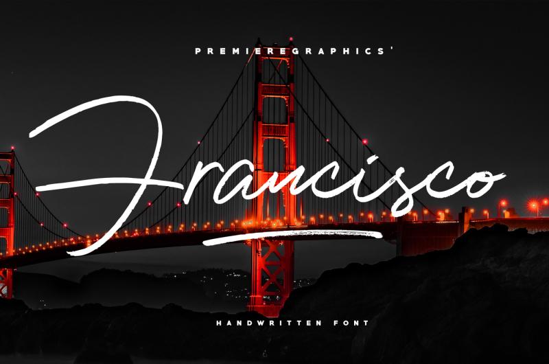 francisco-font