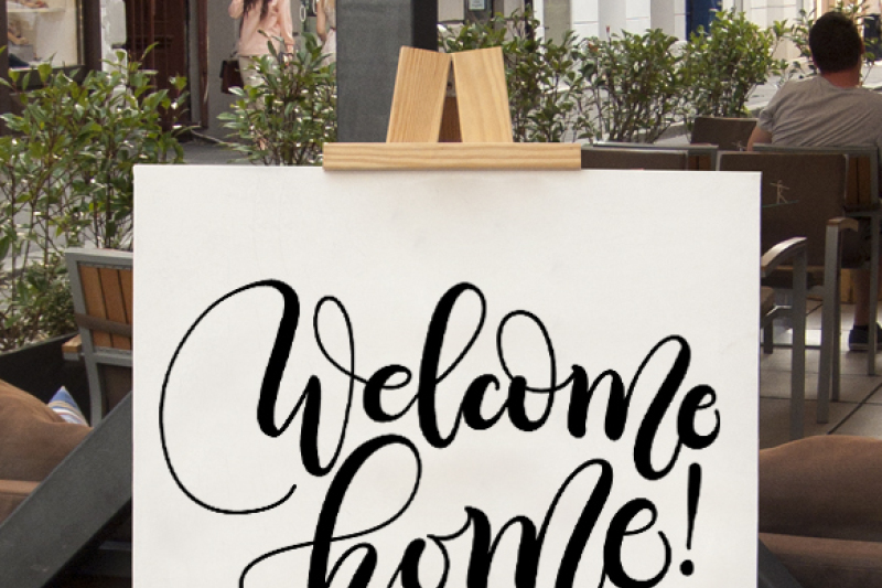 welcome-home-svg-pdf-dxf-hand-drawn-lettered-cut-file