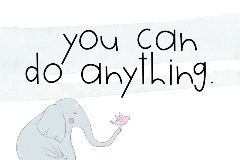 koalafications-a-cute-handwritten-font