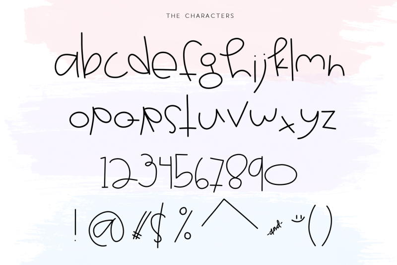 Unicorn Wishes Cute And Quirky Font By Ka Designs