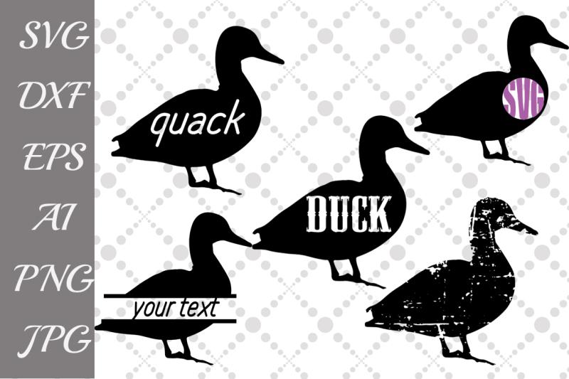 duck-svg-farm-svg-farm-animal-svg-duck-monogram-svg