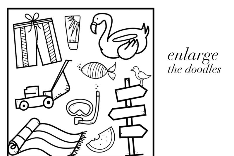 summer-doodle-font-summer-beach-doodles