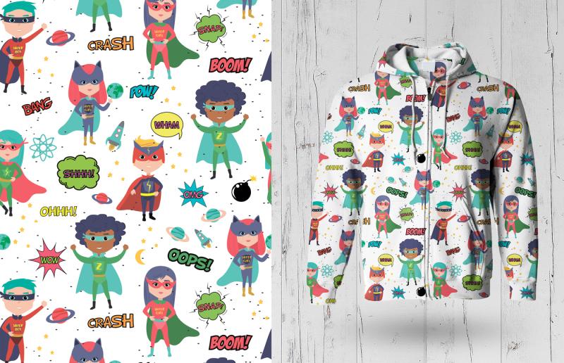 superhero-kit