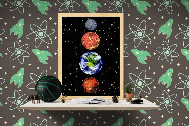 watercolor-you-are-just-space