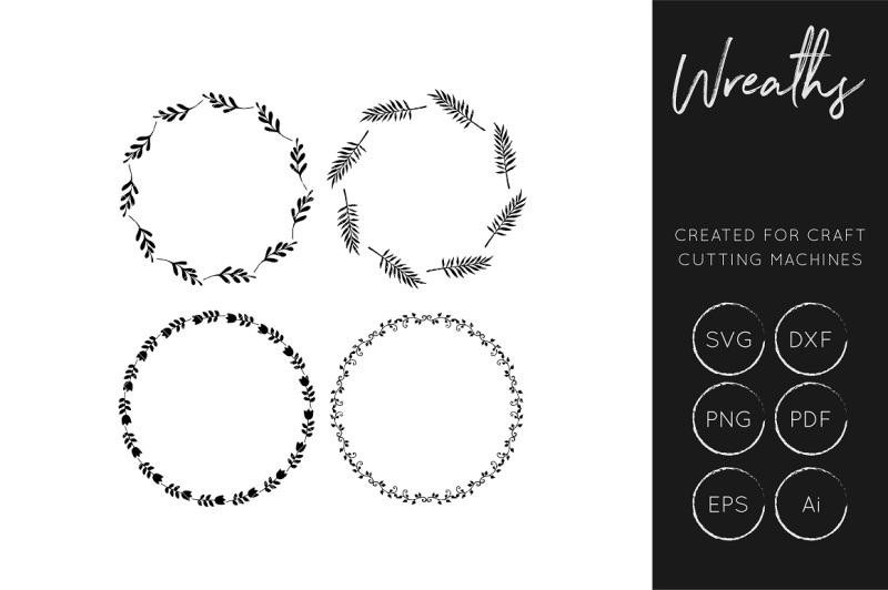wreath-svg-cut-files-for-crafters-svg-dxf-ai-eps