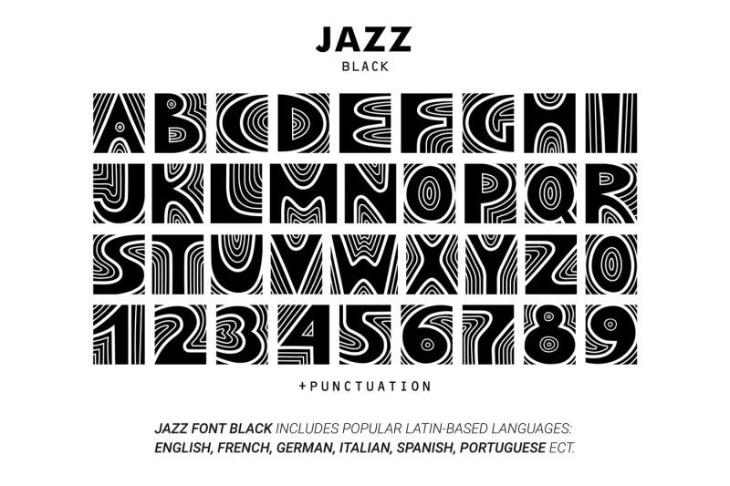 jazz-svg-color-font