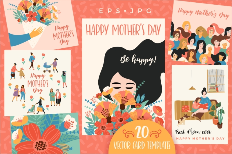 mother-s-day-card-templates