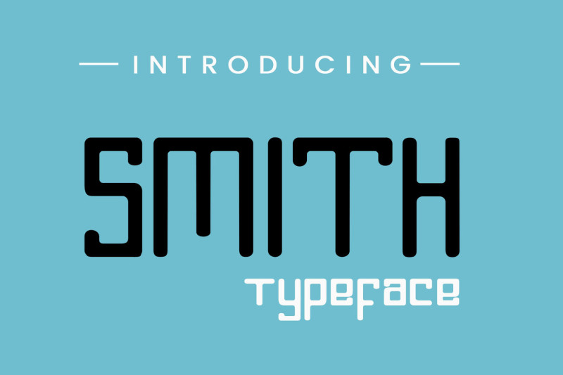 smith-typeface
