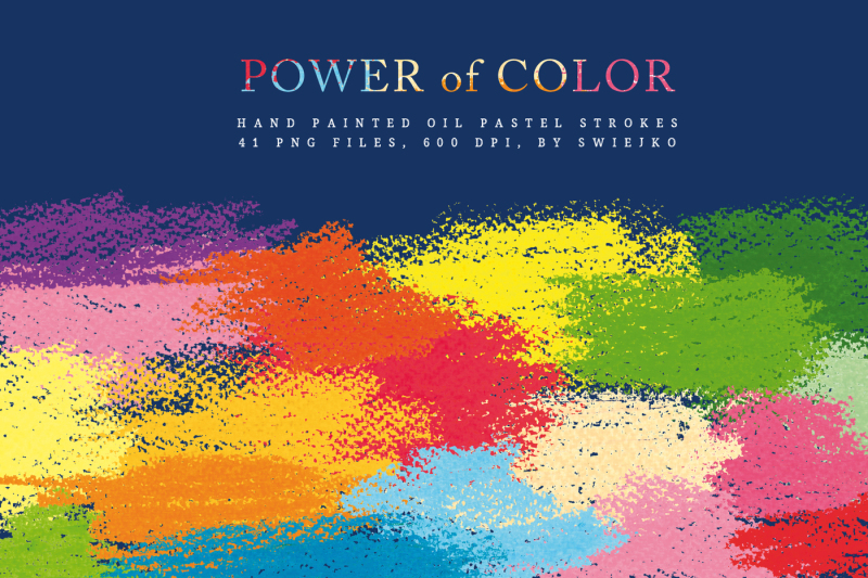 oil-pastel-strokes