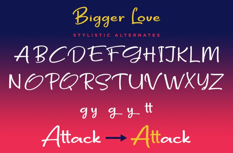bigger-love-clean-handwriting-font