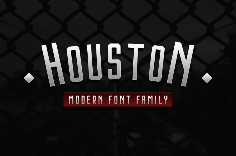 houston-font-family