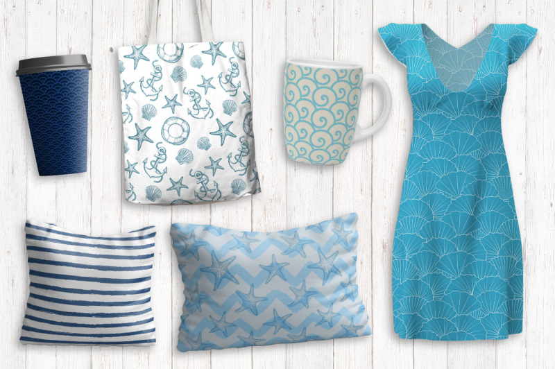 marine-patterns-collection