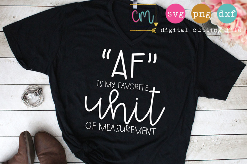 af-is-my-favorite-unit-of-measurement
