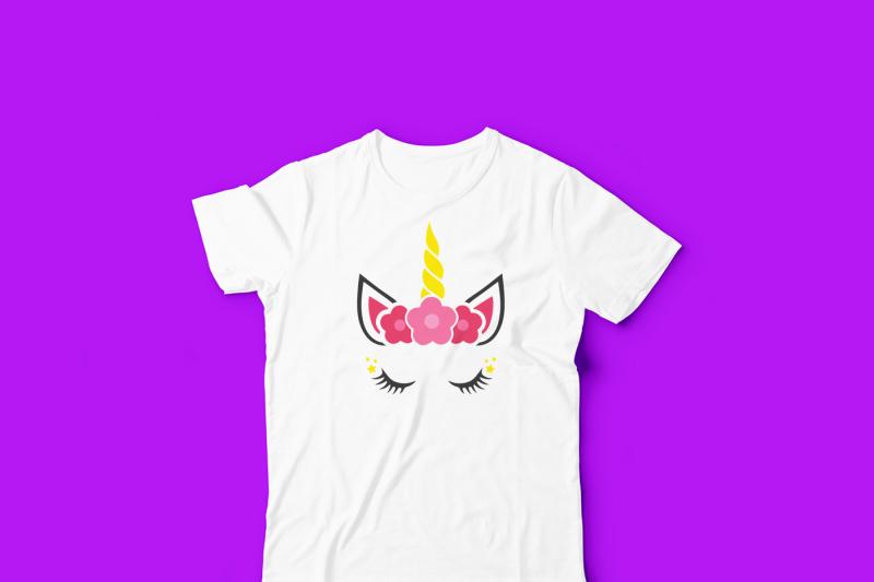 unicorn-svg-unicorn-kit-svg-create-your-own-lashes-svg-unicorn