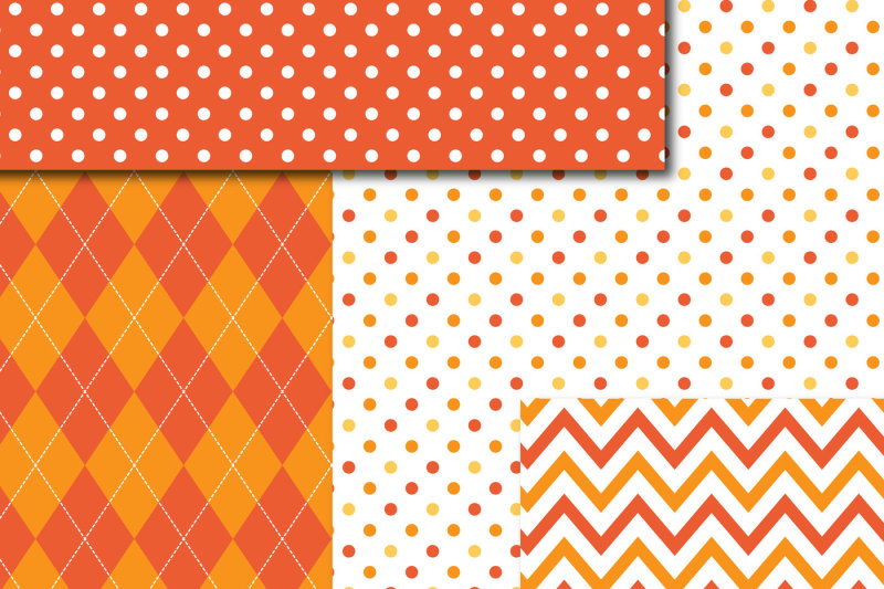 yellow-and-orange-digital-scrapbooking-paper-mi-847