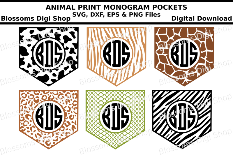 animal-print-monogram-pockets-svg-dxf-eps-and-png-files