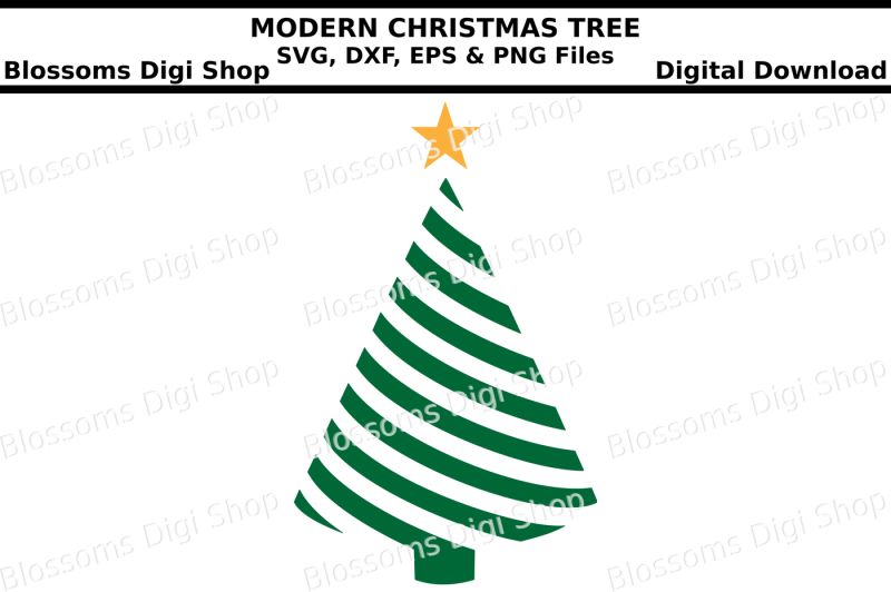 christmas-tree-cut-files-svg-dxf-eps-and-png-files