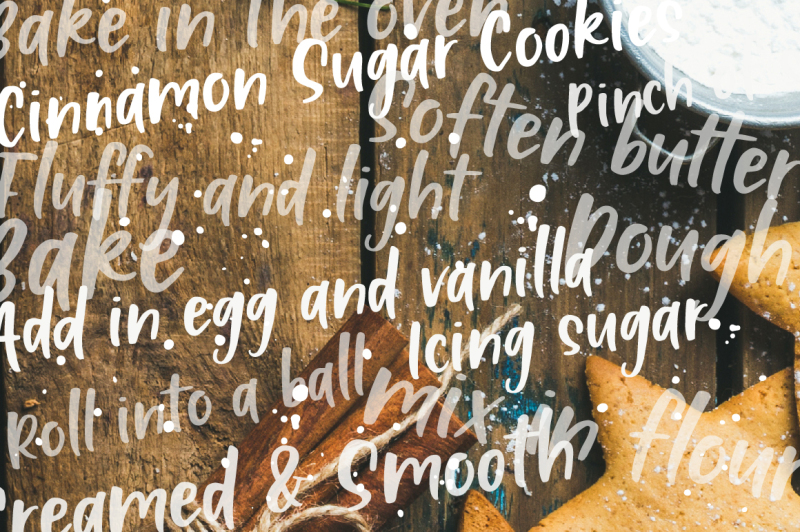 cinnamon-spice-handwritten-font