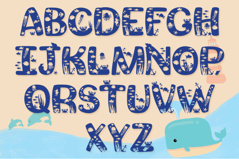 squishy-craft-font-for-beach-amp-summer-designs