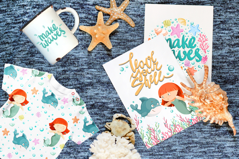 little-mermaid-collection