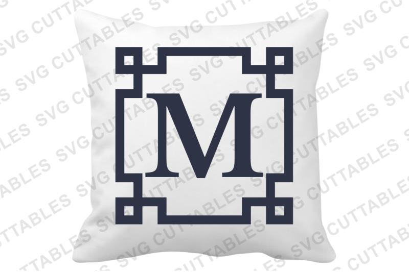 monogram-frames-svg-cut-files