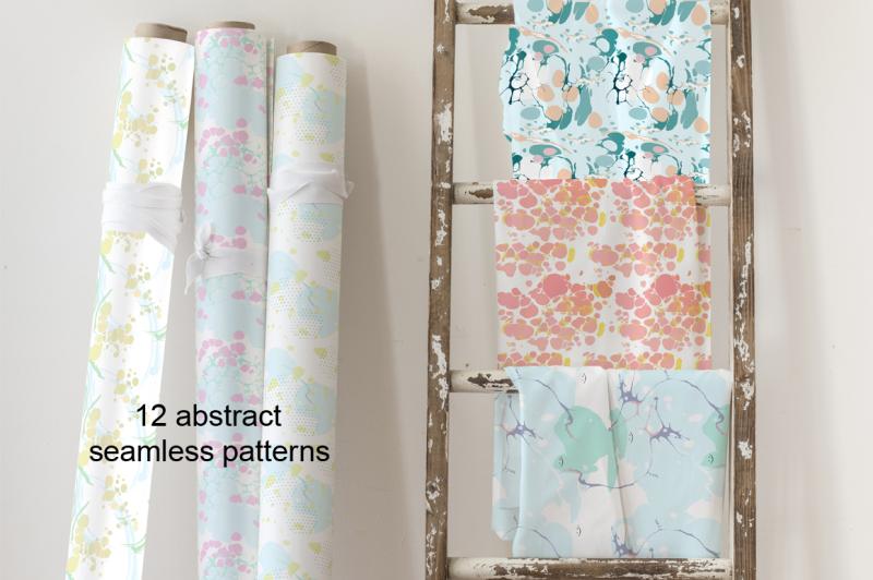art-seamless-patterns