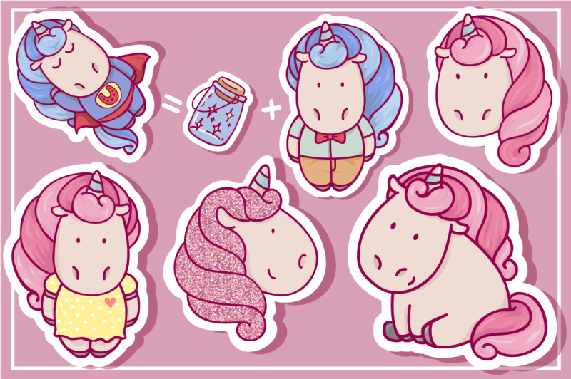 unicorns-collection-vol-1