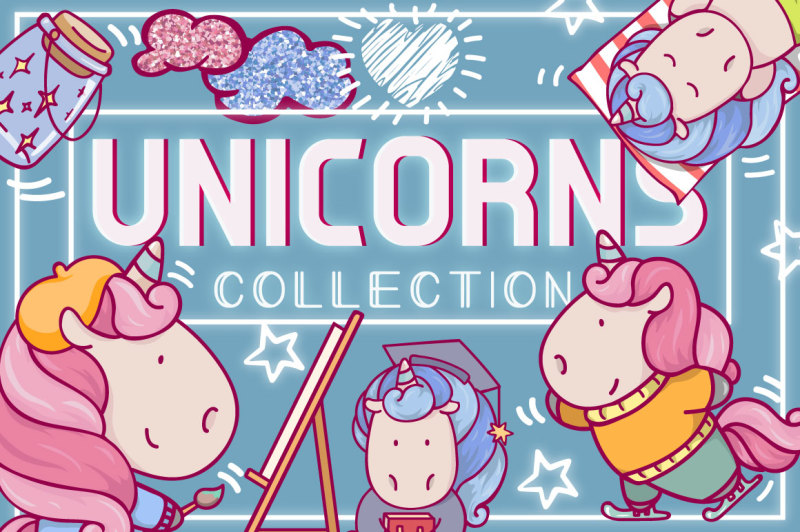 unicorns-collection-vol-2