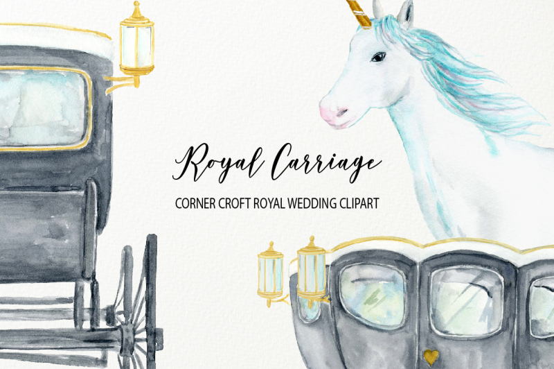 watercolor-royal-carriage-clipart