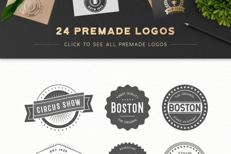 premium-circle-badge-logo-creator