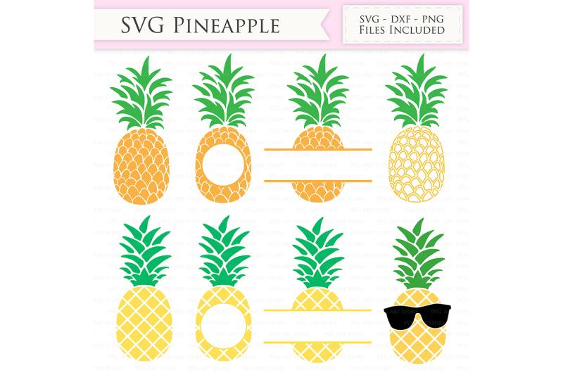 pineapple-svg-files-tropical-summer-pineapple-monogram