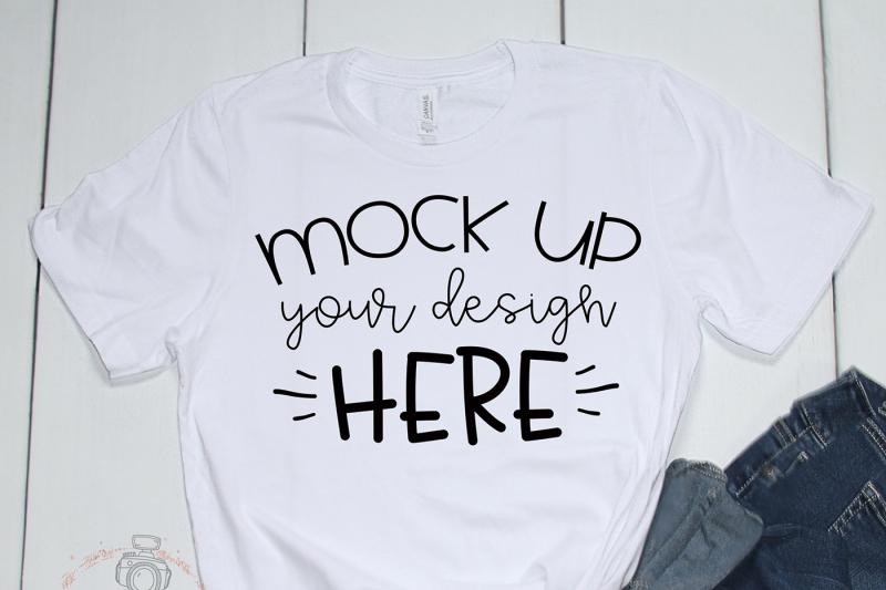mock-up-bella-canvas-3001-white-unisex-mockup