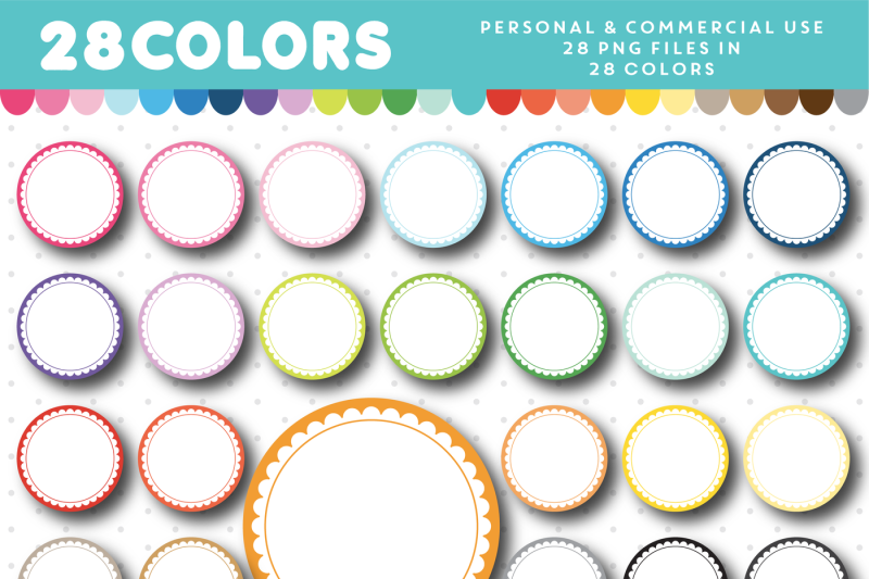 round-scalloped-digital-frame-clipart-cl-703