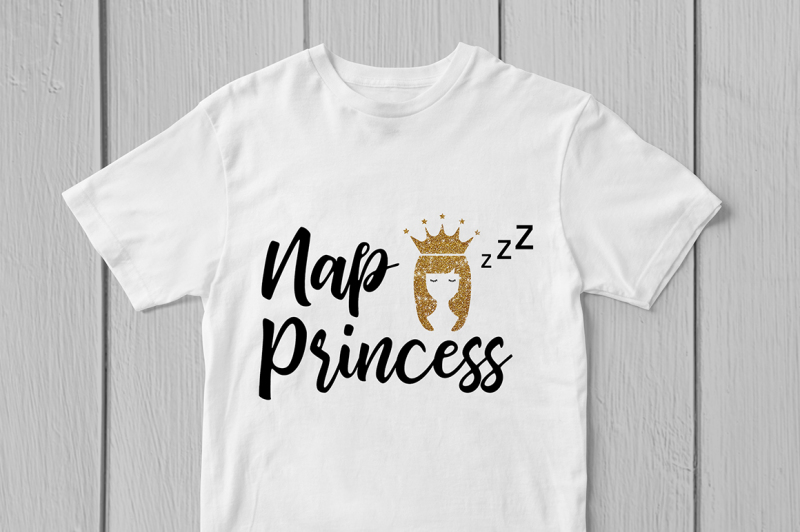 nap-princess-svg-cut-file