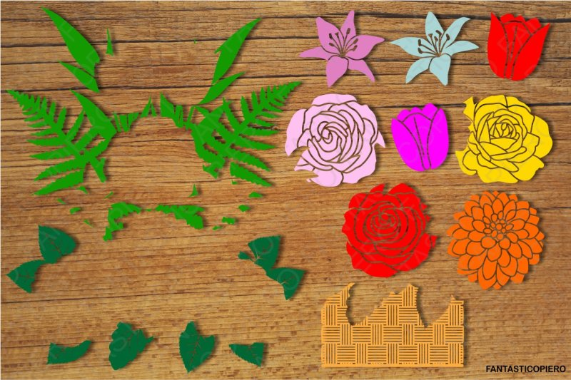floral-decoration-4-and-floral-decoration-separate-elements-svg-files