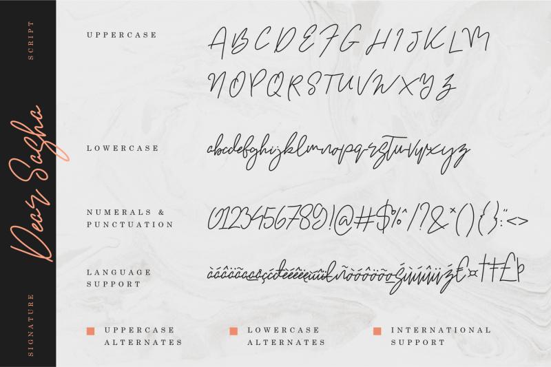 dear-sasha-font-pack
