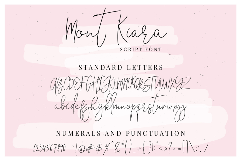 mont-kiara-script-font