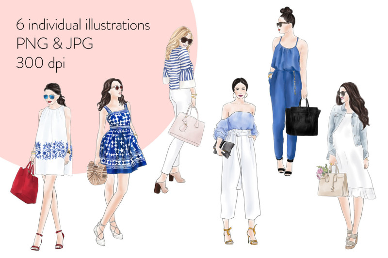 watercolor-fashion-clipart-fashion-girls-16-light-skin