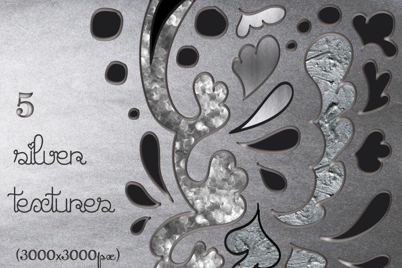 silver-textures