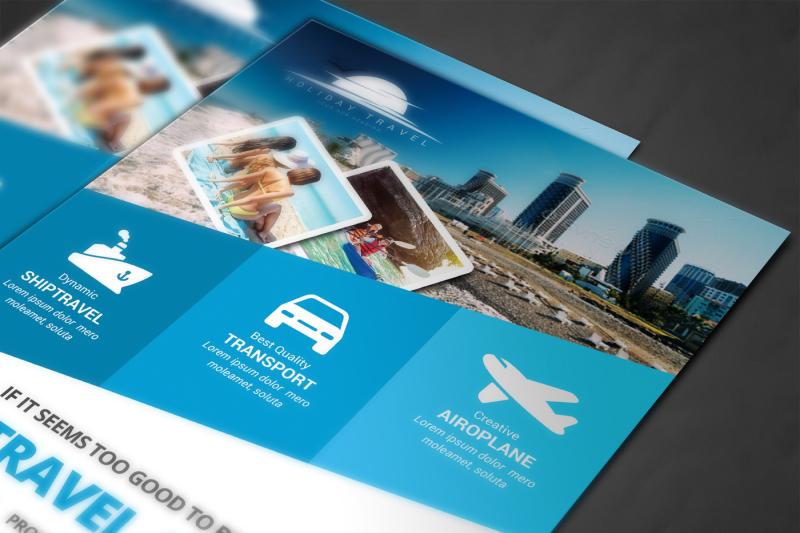 travel-agency-flyer