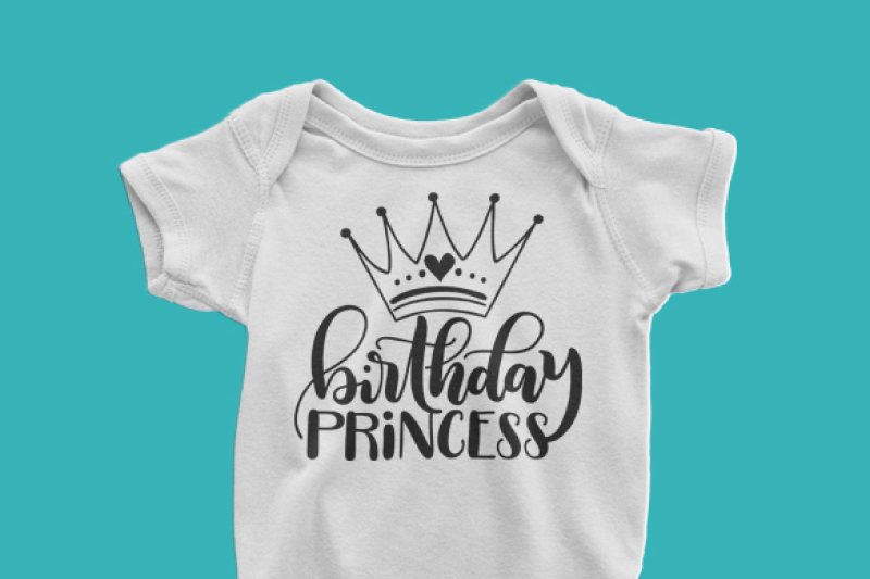 birthday-princess-svg-pdf-dxf-hand-drawn-lettered-cut-file