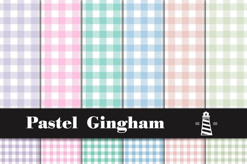 pastel-gingham-patterns