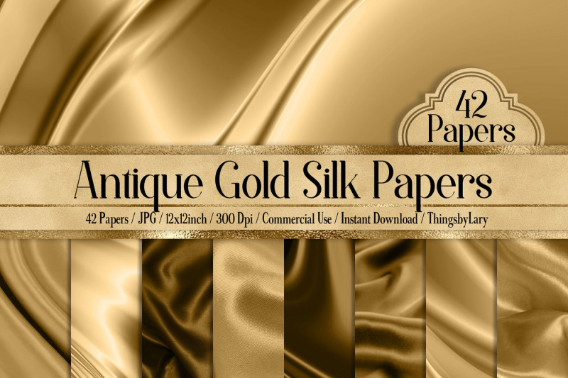 42-antique-gold-luxury-silk-satin-cloth-papers