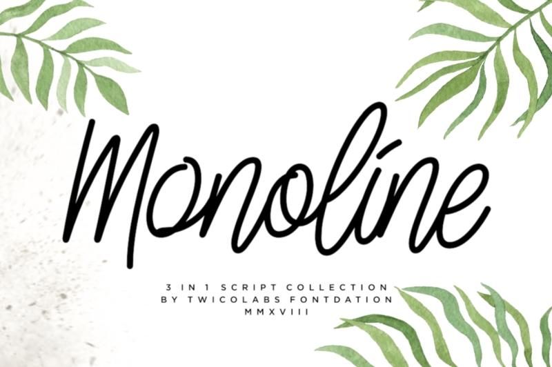 3-in-1-monoline-script-font