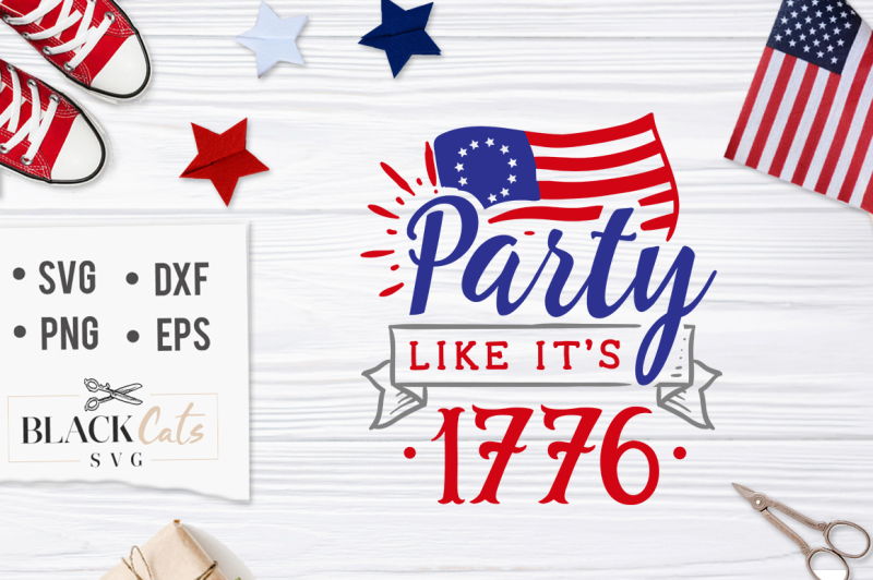 party-like-it-s-1776-svg