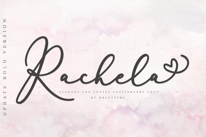 rachela-script-bold0