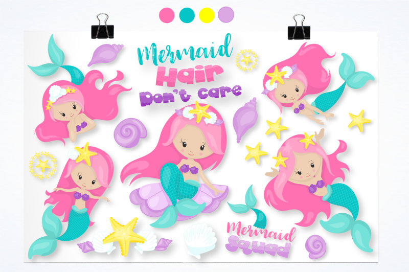 mermaid-squad-graphics-and-illustrations